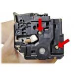 Как заправить картриджи HP CE410A, CE410X, CE411A, CE412A, CE413A самостоятельно
