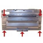 Как заправить картриджи Xerox 109R00747, 109R00746 самостоятельно