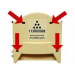 Как заправить картриджи Xerox 113R00668, 113R00670 самостоятельно