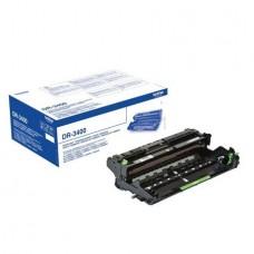 Фотобарабан DR-3400 для Brother HL-L5000D/ L5100DN/ L5100DNT/ L5200DW/ L5200DWT/ L6250DN/ L6300DW/ L6300DWT/ L6400DW/ L6400DWT, DCP-L5500DN/ L6600DW/ L5700DN/ L5750DW/ L6800DW/ L6800DWT/ L6900DW/ L6900DWT, черный (50000 стр.)
