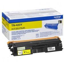 Картридж TN-423Y для Brother HL-L8260cdw, DCP-L8410cdw, MFC-L8690cdw, желтый (4000 стр.)