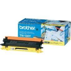 Тонер-картридж TN-130Y для Brother HL-4040CN/ 4050CDN/ 4070CDW, DCP-9040CN/ 9042CDN/ 9045CDN, MFC-9440CN/ 9840CDW/ 9850CDN, желтый (1500 стр.)