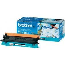 Тонер-картридж TN-135C для Brother HL-4040CN/ 4050CDN/ 4070CDW, DCP-9040CN/ 9042CDN/ 9045CDN, MFC-9440CN/ 9450CDN/ 9840CDW, голубой (4000 стр.)