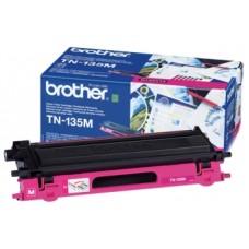 Тонер-картридж TN-135M для Brother HL-4040CN/ 4050CDN/ 4070CDW, DCP-9040CN/ 9042CDN/ 9045CDN, MFC-9440CN/ 9450CDN/ 9840CDW, пурпурный (4000 стр.)