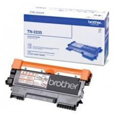 Тонер-картридж TN-2235 для Brother HL-2240R/ 2240DR/ 2250DNR, DCP-7060DR/ 7065DNR/ 7070DWR, MFC-7360NR/ 7860DWR, FAX-2845R/ 2940R, черный (1200 стр.)