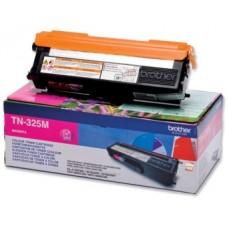 Тонер-картридж TN-325M для Brother HL-4140CN/ 4150CDN/ 4570CDW/ 4570CDWT, DCP-9055CDN/ 9270CDN, MFC-9460CDN/ 9465CDN/ 9970CDW, пурпурный (3500 стр.)