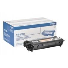 Тонер-картридж TN-3390 для Brother HL-6180DW, DCP-8250DN, MFC-8950DW, черный (12000 стр.)