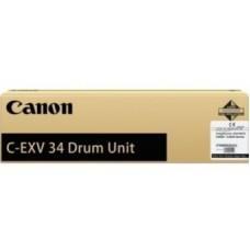 Барабан C-EXV 34 (3786B003AA) для Canon IR ADV C2020/ 2030, черный (16000 стр.)