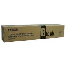 Картридж C13S050019 для Epson EPL-C8000/ C8000EN/ C8000ENT/ C8000PS/ C8200/ C8200PS/ C8200PST, черный (4500 стр.)