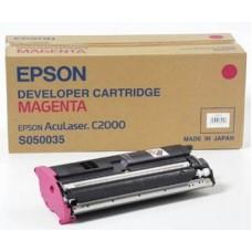 Картридж C13S050035 для Epson AcuLaser C1000/ C2000, пурпурный (6000 стр.)