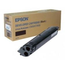 Картридж C13S050100 для Epson AcuLaser C900/ C1900/ C1900D/ C1900PS/ C1900S/ C1900WiFi, черный (4500 стр.)