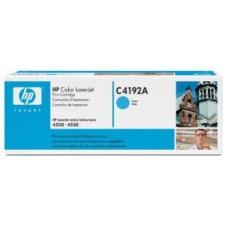 Картридж C4192A для HP Color LaserJet 4500/ 4550 голубой (9000 стр.)