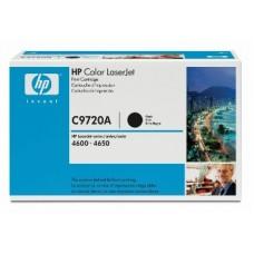 Картридж C9720A для HP Color LaserJet 4600/ 4600n/ 4600dn/ 4600dtn/ 4600 hdn/ 4650/ 4650n/ 4650dn/ 4650dtn/ 4650hdn чёрный (9000 стр.)