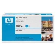 Картридж C9731A для HP Color LaserJet 5500 / 5500dn / 5500n/ 5550/ 5550dn/ 5550dtn/ 5550hdn/ 5550n голубой (12000 стр.)