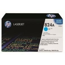 Барабан CB385A для HP Color LaserJet cp6015/ cm6030/ cm6040, голубой (35000 стр.)