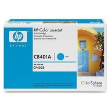 Картридж CB401A для HP Color LaserJet CP4005 голубой (7500 стр.)