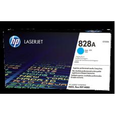 Барабан CF359A (№828A) для HP Color LaserJet Enterprise flow M880z/ M880z+, голубой (30000 стр.)