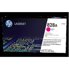 Барабан CF365A (№828A) для HP Color LaserJet Enterprise flow M880z/ M880z+, пурпурный (30000 стр.)