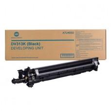 Девелопер DV-313K для Konica Minolta bizhub C258/ C308/ C368, черный (600000 стр.)