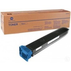 Картридж TN-321C Тонер для Konica Minolta bizhub C224/ C284/ C364 голубой (25000 стр.)