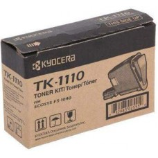 Тонер-картридж TK-1110 для Kyocera FS-1040/ FS-1020mfp, черный (2500 стр.)