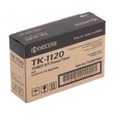 Тонер-картридж TK-1120 для Kyocera FS-1060dn/ FS-1025mfp, черный (3000 стр.)