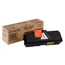 Тонер-картридж TK-160 для Kyocera FS-1120D, черный (2500 стр.)