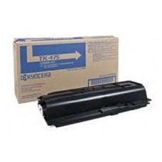 Тонер-картридж TK-475 для Kyocera FS-6025MFP/ FS-6030MFP, черный (15000 стр.)