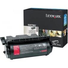 Картридж 12A7362 для Lexmark X630/ X632/ X632e/ X632s/ X634dte/ X634e/ T630/ T630dn/ T630n/ T632/ T632n/ T634/ T634dtn/ T634n/ T634tn, черный (21000 стр.)