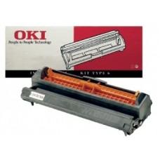Барабан 40709902 для OKI OkiFax-4500/ 4550/ 4580, OkiOffice-87/ 84, Okipage 6w/ 8w/ 8w Lite, черный (10000 стр.)