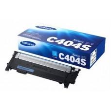 Картридж CLT-C404S для Samsung SL-C430/ C430W/ C480/ C480W/ C480FW, голубой (1000 стр.)