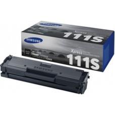 Картридж MLT-D111S для Samsung Xpress M2020/ M2020W/ M2070/ M2070FW/ M2070W, черный (1000 стр.)