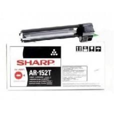 Тонер-картридж AR-152T для Sharp AR-121E/ 122E/ 150/ 151/ 153/ 156/ 5012/ 5415/ M155, черный (8000 стр.)