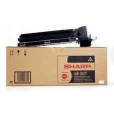 Тонер-картридж AR-202T для Sharp AR-163/ 201/ 206/ M160/ M205, черный (16000 стр.)