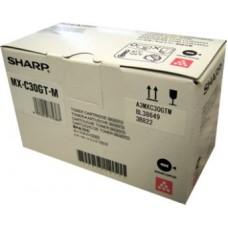 Тонер-картридж MX-C30GT-M для Sharp MX-C300WR, пурпурный (6000 стр.)
