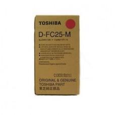 Девелопер D-FC25-M для Toshiba e-STUDIO 2040C/ 2540C/ 3040C/ 3540C/ 4540C, пурпурный (77000 стр.)