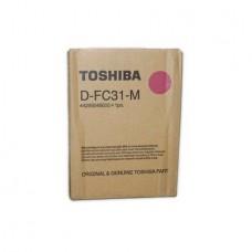 Девелопер D-FC31-M для Toshiba E STUDIO 210C/ 211C/ 310C/ 311C/ 2100C/ 3100C, пурпурный (40000 стр.)