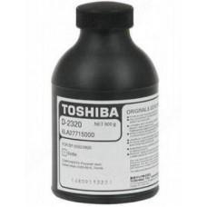 Девелопер D-2320 для Toshiba E STUDIO 163/ 165/ 181/ 203/ 205/ 230L/ 232/ 280/ 282, черный (74000 стр./ 90000 стр.)