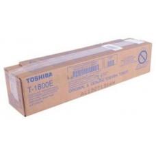Тонер-картридж T-1800E для Toshiba e-Studio 18, черный (22700 стр.)