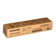 Тонер T-281C-EM для Toshiba e-STUDIO 281c/ 351c/ 451c, пурпурный (10000 стр.)
