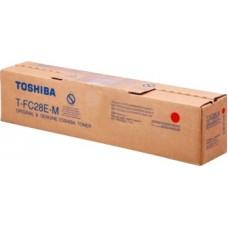 Тонер T-FC28E-M для Toshiba E STUDIO 2330с/ 2820c/ 3520c/ 4520c, пурпурный (24000 стр.)