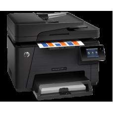 Цветной лазерный МФУ HP Color LaserJet Pro MFP M177fw (CZ165A)