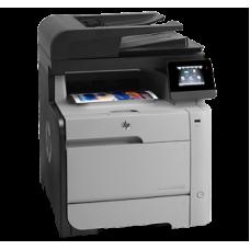 Цветной лазерный МФУ HP Color LaserJet Pro MFP M476dn (CF386A)