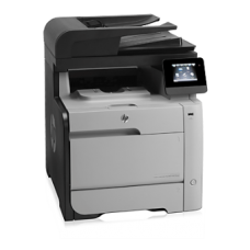 Цветной лазерный МФУ HP Color LaserJet Pro MFP M476nw (CF385A)