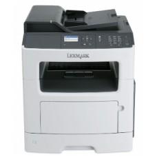 Черно-белый лазерный МФУ Lexmark MX410de