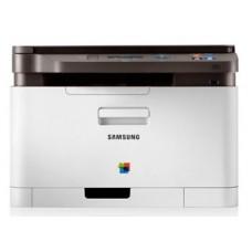 Цветной лазерный МФУ Samsung CLX-3305
