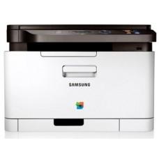 Цветной лазерный МФУ Samsung CLX-3305W