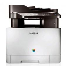 Цветной лазерный МФУ Samsung CLX-4195FW