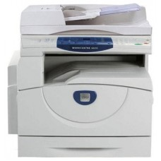 Черно-белый лазерный МФУ Xerox WorkCentre 5020/DN