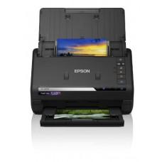 Сканер Epson FastFoto FF-680W – это 30 фото за 30 секунд